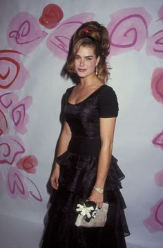50 Vintage Photos of Brooke Shields - Brooke Shields Vintage Photos