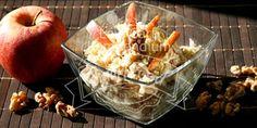 Waldorfsalat – Die unschlagbare Low Carb Gesundheitsbombe Dieser Salat ist ein Pflichtessen in jeder smarten Low Carb Ernährung!