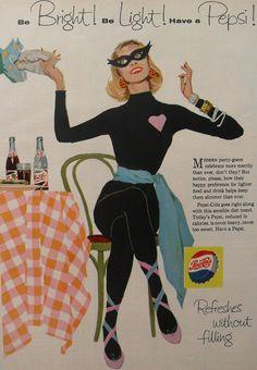 fabulous 1960s Pepsi ad