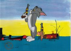 tom and jerry with guns - Google Search