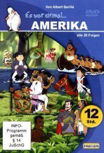 ES WAR EINMAL ... AMERIKA 6 DVDs im Geschenkschuber - 728 Minuten: Amazon.de: Michel Legrand: Filme & TV
