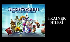 Plants vs. Zombies Battle for Neighborville PC Trainer Hile İndir Plants Vs Zombies, Trainers, Battle, Games, Tennis, Gaming, Athletic Shoes, Plays, Game