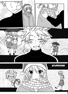 Read Siete from the story Doujinshis Nalu. by Comunidad_Nalu_Fans (Rincón del Nalu) with reads. Fairy Tail Love, Fairy Tail Nalu, Fairy Tale Anime, Fairy Tail Family, Fairy Tail Natsu And Lucy, Fairy Tail Couples, Fairy Tail Ships, Fairy Tales, Fairytail