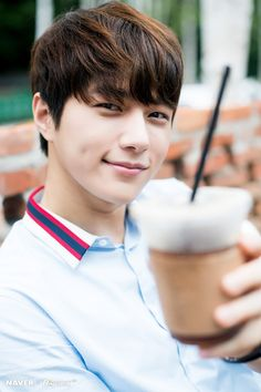 Would you like some coffee? Kim Myungsoo, Kdrama Actors, City Of Angels, My Crush, Friends Forever, Korean Singer, Korean Actors, Korean Drama, Cute Boys