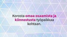 """16 tykkäystä, 1 kommenttia - Oppisopimus.fi (@oppisopimus.fi) Instagramissa: """"Miten oppisopimuspaikkaa haetaan? Poimi vinkit talteen!"""""""