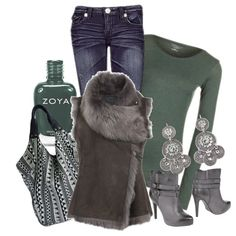 Jaz by ljjenness on Polyvore featuring мода, Majestic, AllSaints, Big Star, Francesco Milano, Gas Bijoux and Aura Que