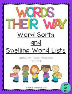 196 Best Words Their Way Images On Pinterest Reading Classroom
