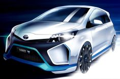 Toyota Confirms 400-HP AWD Hybrid R Concept's Yaris Roots - Motor Trend WOT