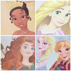 ♥ Debbie ♥ Disney Princesses and Heroines