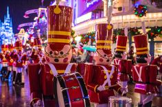 5 Things To Do at WDW This Holiday Season