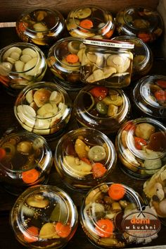 Appetisers, Pickles, Cucumber, Stuffed Mushrooms, Food And Drink, Snacks, Canning, Fruit, Cook
