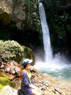 Tuasan Falls is situated in Mainit, Catarman in Camiguin Island, Philippines. This waterfall is not as high as the Katibawasan which is also located in Camiguin Island. But this one is the most accessible one. This waterfall stretches through to Looc River, the white waters cascading from Tuasan is just breathtaking, and dipping in the cool waters are above refreshing. It is indeed a favorite iterinary of my Camiguin getaway