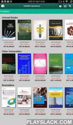 UNIMED Bookstore (Official)  Android App - playslack.com ,  Sejalan dengan visi Universitas Negeri Medan yaitu menjadi universitas yang unggul di bidang pendidikan, rekayasa industri dan budaya, maka melalui UNIMED Press sebagai salah satu pintu utama distribusi buku keilmuan dan umum merilis UNIMED Bookstore. Toko buku digital ini dimiliki dan dikelola oleh UNIMED Press Medan menggunakan teknologi Buqu, sebuah platform dan ekosistem terdepan dari penerbitan dan toko buku digital. Aplikasi…