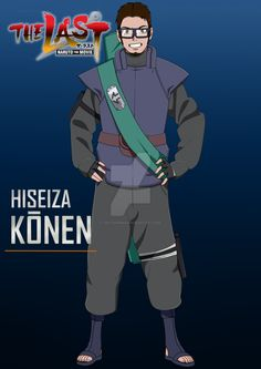 Continuing the series of Ishigakure characters. Only remembering that these characters are at the same time as Boruto's movie. DO NOT USE THESE IMAGES ON OTHER SITES. Here is a short description of...