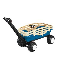 Love this Deluxe Runabout Stake Wagon by American Plastic Toys on #zulily! #zulilyfinds