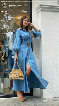 Modesty Fashion, Fashion Dresses, Dance Outfits, Dress Outfits, Cute Dresses, Casual Dresses, Kurti Designs Party Wear, Chic Dress, Elegant Outfit