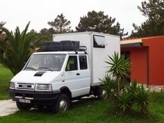 Iveco Daily 40.10 4x4 Iveco 4x4, Iveco Daily 4x4, Adventure Car, Popup Camper, Expedition Vehicle, Mercedes, Lifted Trucks, Recreational Vehicles, Van