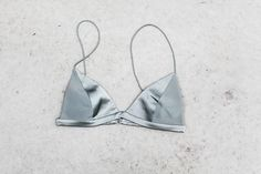 t by alexander wang triangle bra