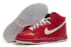 Switzerland Mens Nike Dunk High Top Shoes Campus Red White, Price: - Air  Jordan Shoes, New Jordan Shoes, Michael Jordan Shoes