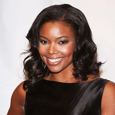 Fabulous Gabrielle Union Falling Down And Updo On Pinterest Short Hairstyles For Black Women Fulllsitofus