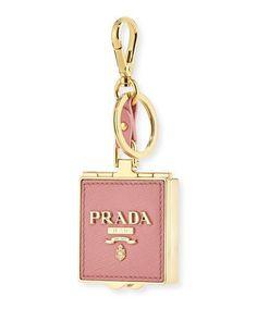 Prada Pattina Beige Saffiano Leather Crossbody Bag – The Fashion Mart Leather Key, Leather Tassel, Leather Chain, Pink Leather, Women's Crossbody Purse, Tote Bag, Accesorios Casual, Prada Handbags, Handbags Online