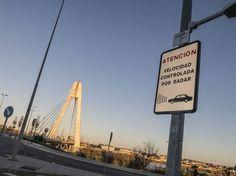 Campomaiornews: O radar da Ponte Real, em Badajoz, começa a multar...