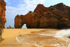 Моите пътувания в снимки: Португалия І част - Плажовете на Алгарве