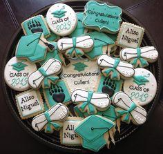 NatSweets - Graduation Cookies
