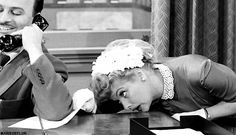 Trying to get your papers/chart back after a doctor takes your seat at the nurses station I Love Lucy Show, My Love, Classic Hollywood, Old Hollywood, William Frawley, Vivian Vance, Lucy And Ricky, Desi Arnaz, Comedy Show