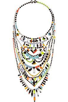 cached swarovski crystal necklace images - Google Search