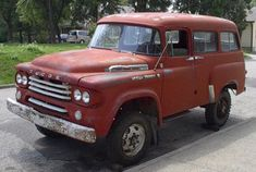 classic dodge trucks | Eric's Classic Dodge Truck Pages