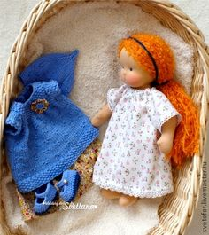 Waldorf handmade toy. Fair Masters - handmade Chanterelle, 31 cm Handmade.