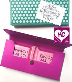 Diy And Crafts, Paper Crafts, Treat Holder, Diy Desk, Stamping Up, Box Packaging, Little Gifts, Goodies, Mini