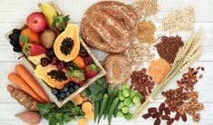 Practical nutrition guideline to whip up any meal wholesome. Study the quite ingenious nutrition pin-image ref 9184747091 today. Raw Food Recipes, Diet Recipes, Best High Fiber Foods, Natur House, Stress Eating, Fiber Diet, Whole Food Diet, Plant Based Nutrition, Food Science