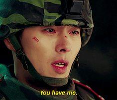 crash landing on you Korean Drama Movies, Korean Dramas, Lee Shin, Kissing In The Rain, Joo Won, Kdrama Memes, Kim Jung, Hyun Bin, Pinstriping