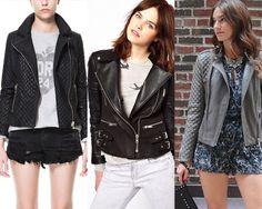 trendy biker jacket