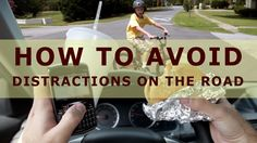 How to Avoid Distractions on the Road - #Driving on the road is a privilege for anyone who chooses to acquire a driver's license and use the roads. Therefore, it is important to follow all road rules at all times.