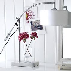 Stylist lamp