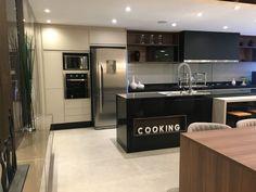Espaço Gourmet: Saiba O Que é Necessário para Ter o Seu +61 Modelos New House Plans, Kitchen Island, Diy And Crafts, New Homes, Diy Projects, Cooking, Home Decor, Teen Wolf, Gourmet Cooking