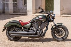 Victory Gunner / Victory Judge - Dupla emoção - Test drives - Andar de Moto