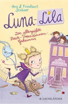 Lese-Lotta, 8, mag unsichtbare Freundinnen.