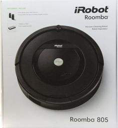 iRobot Roomba 805 Vacuum Cleaning Robot for sale online Pool Vacuum Cleaner, Vacuum Cleaners, Best Pool Vacuum, Robots For Sale, Look Good Feel Good, Vacuums, Cleaning, Diving, Coloring Books