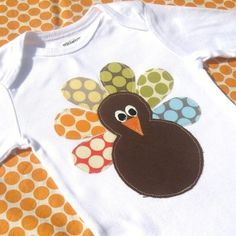 Cute turkey shirt