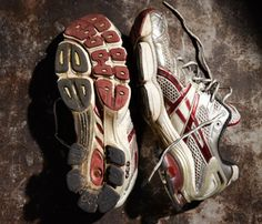 3db25c41368 Learn when to let go of old running shoes and clothes with these simple  tips Treadmill