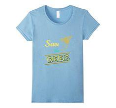 Women's Animal Rescue T Shirt Save The Bees Tee Gifts Lar... https://www.amazon.com/dp/B01NAAFS5X/ref=cm_sw_r_pi_dp_x_AC.tyb72NKZCN
