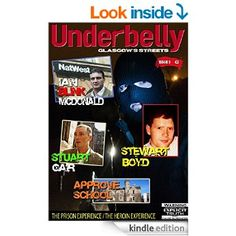 UnderbellyGlasgow (Underbelly Glasgow Book 3) eBook: Glasgow Crime Research: Amazon.co.uk: Kindle Store