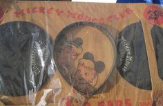 1950s Mickey Mouse Club Mouseketeer Ears in by dianneslegacy, $160.00. The Disney child in me wants these REAL BAD.