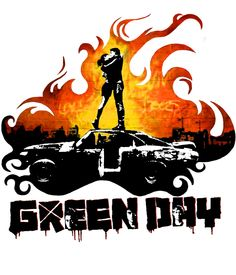 Green Day is just a great band! :)