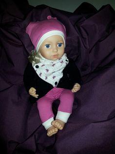 Puppenset: Mütze und Boony BesterFreund-Puppenschnitte von Nanodas kreative Welt und eine verkleinerte Cassy von Melians kreatives Stoffchaos p