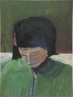 Head – Painting – classifications – Richard Diebenkorn Foundation